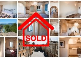 SOLD - 2BR, 2BA Apartment - Umbertide - Umbria - Italy