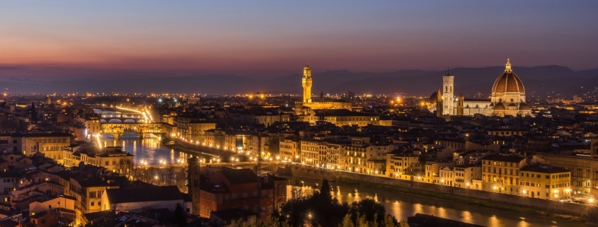 Florence - Americans in Tuscany