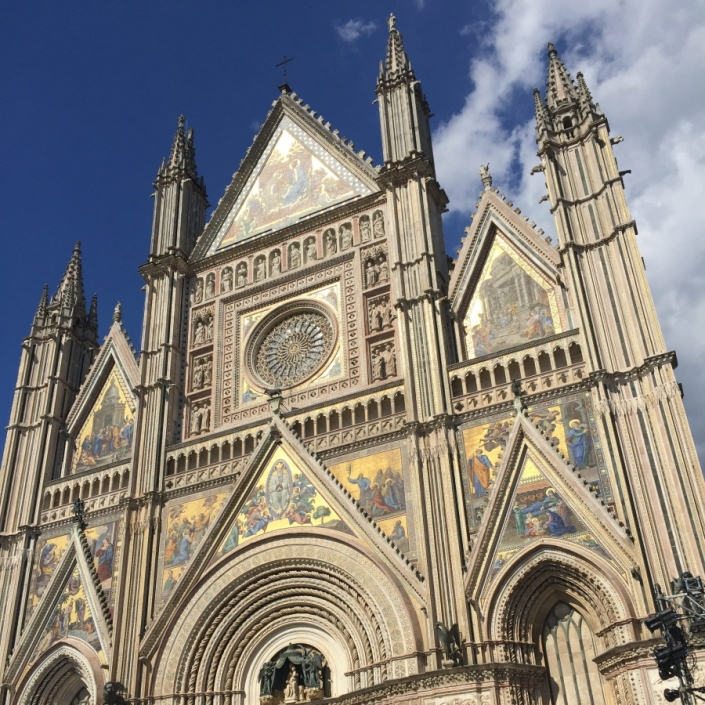Cathedral - Umbertide, Umbria, Italy