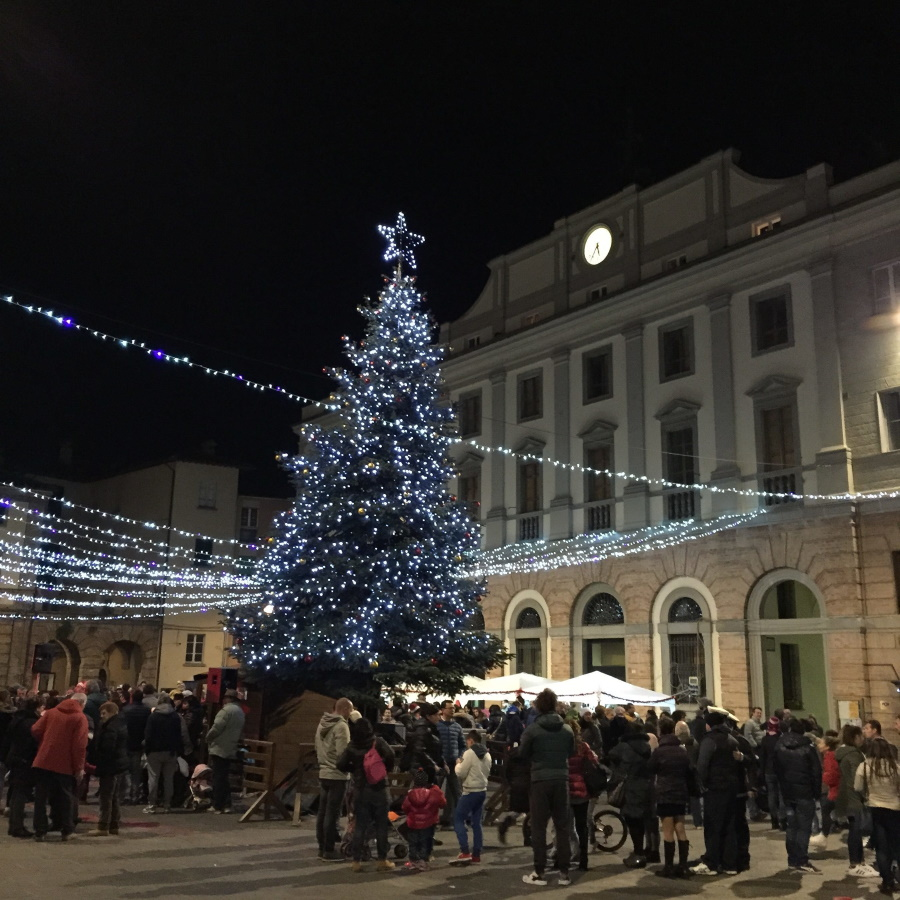 Christmas in the Piazza - Umbertide, Italy
